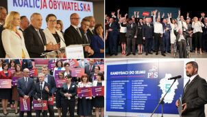 Poland prepares for elections. Battles of top candidates