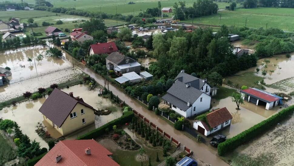 Duże miasta przekażą pieniądze gminom dotkniętym powodziami
