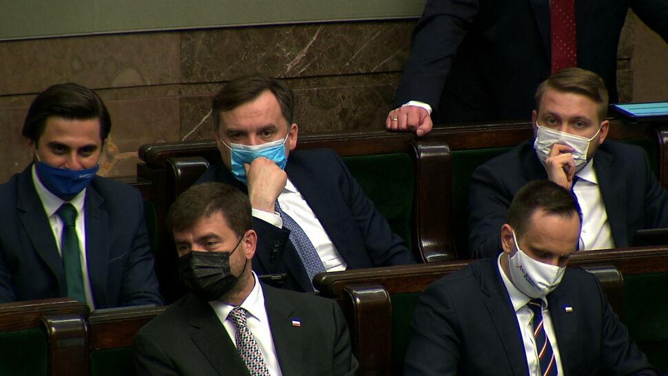 """""""Mała partia pana Zbigniewa Ziobry bardzo chce jakoś się wykazać"""""""