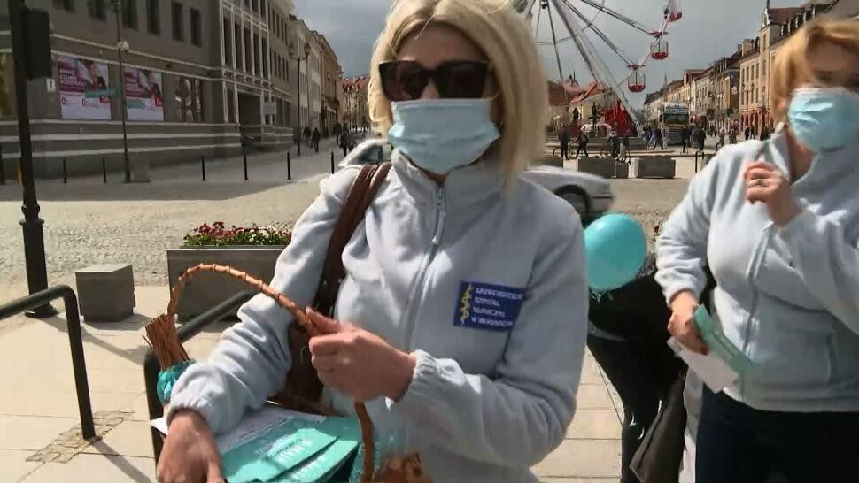 Lekarze namawiają do profilaktyki onkologicznej. Bezpłatne badania w Łodzi