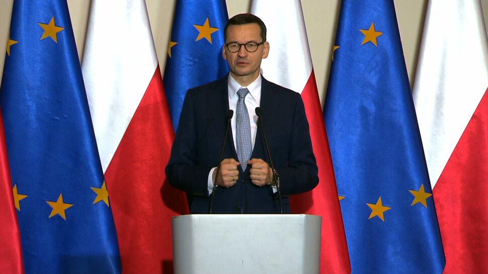 """""""Dane potwierdzają, że premier Morawiecki kłamie, gdy mówi, że odebrali miliardy złotych mafiom vatowskim"""""""