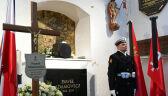 Urna z prochami Pawła Adamowicza została złożona w Bazylice Mariackiej