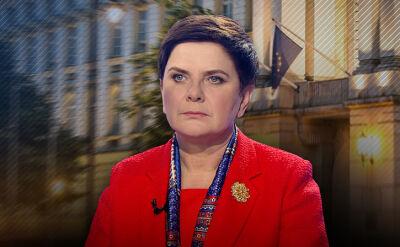 """Zmiany w rządzie pewne. Czy obejmą również samą premier? """"Nikt z nas nie jest przywiązany do swoich stołków"""""""