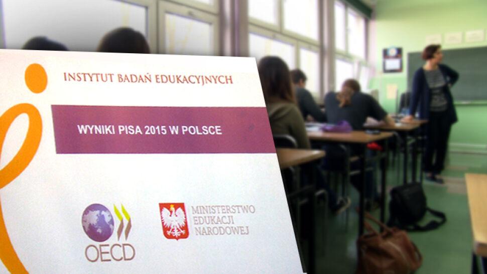 Polscy gimnazjaliści wysoko w międzynarodowym rankingu PISA. PiS-u to nie satysfakcjonuje