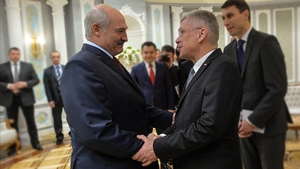 Marszałek Senatu: Łukaszenka to ciepły człowiek i zależy mu na Białorusi