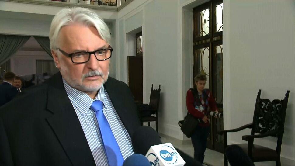 """""""Im nie wystarczy posłuszny minister"""". PiS zamierza kontrolować szefa MSZ"""