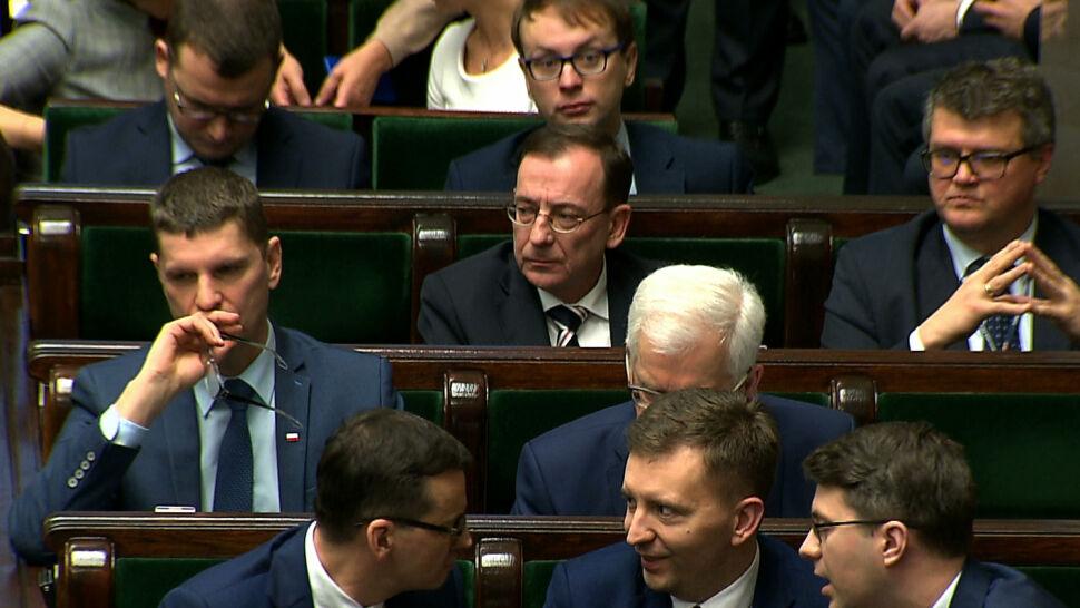 Mariusz Kamiński pozostaje na stanowisku
