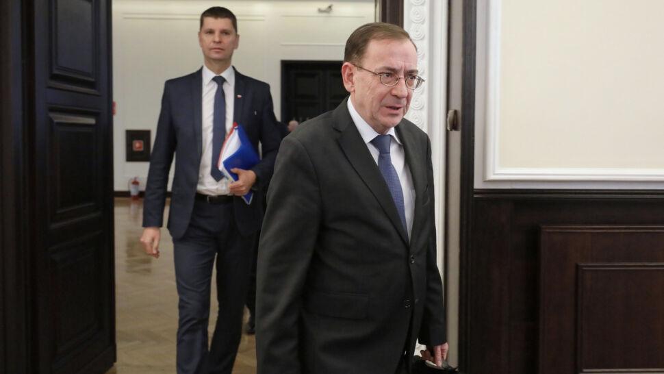 Długa lista zarzutów opozycji wobec Mariusza Kamińskiego. W nocy głosowanie nad odwołaniem