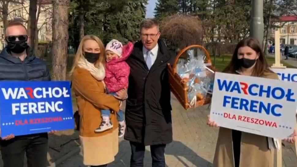 Marcina Warchoła bez maseczki krytykuje nie tylko opozycja, ale też politycy PiS