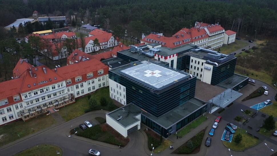 CBA w szpitalu, w którym pracował Tomasz Grodzki