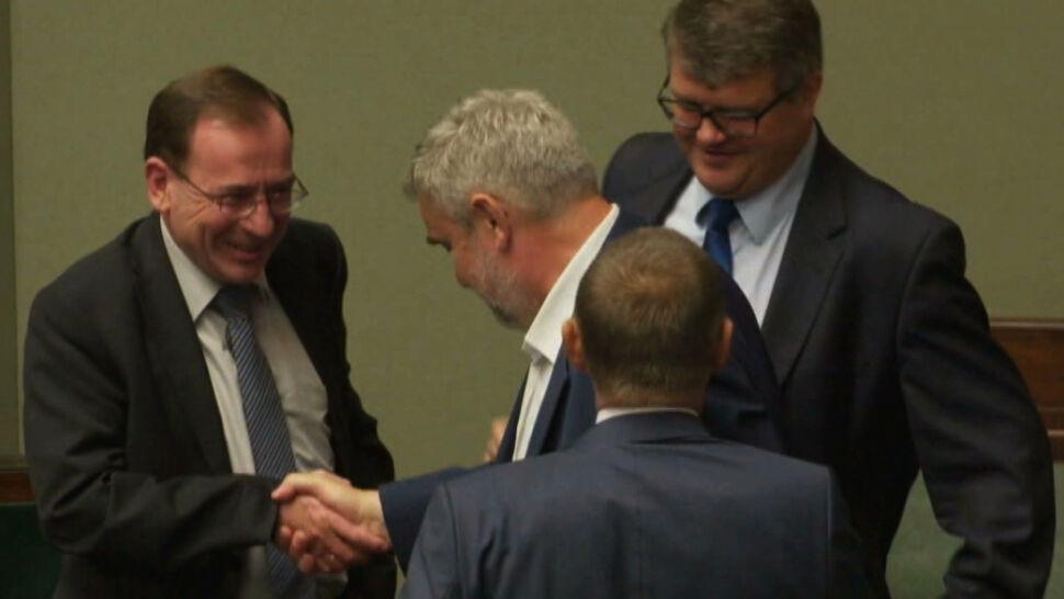 Opozycja chce zbadać działalność Mariusza Kamińskiego i Macieja Wąsika, gdy szefowali CBA