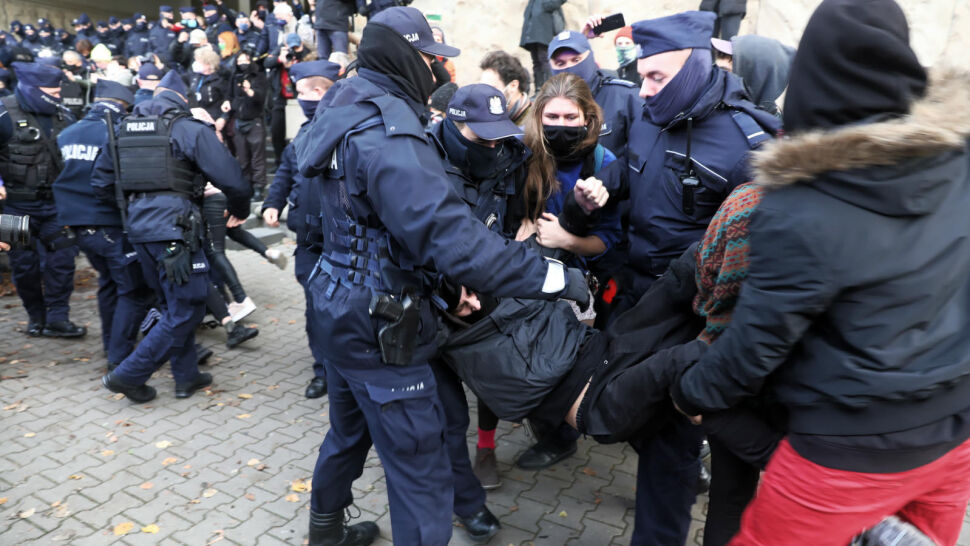 """""""To systemowe zastraszanie obywateli"""""""