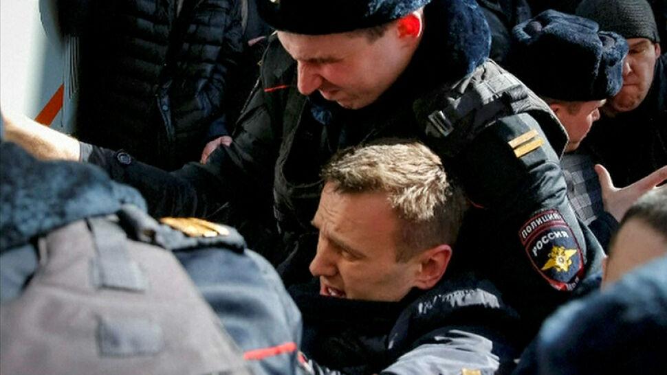 Wielkie protesty antykorupcyjne w Rosji. Zatrzymano setki osób, w tym Aleksieja Nawalnego