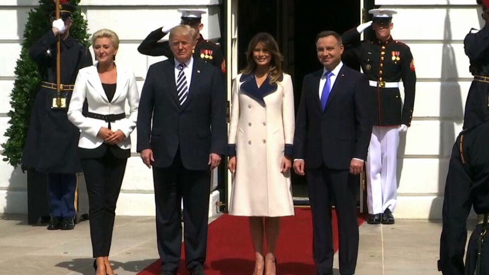 W środę spotkanie Trump-Duda. Prezydenci mają podpisać specjalną deklarację