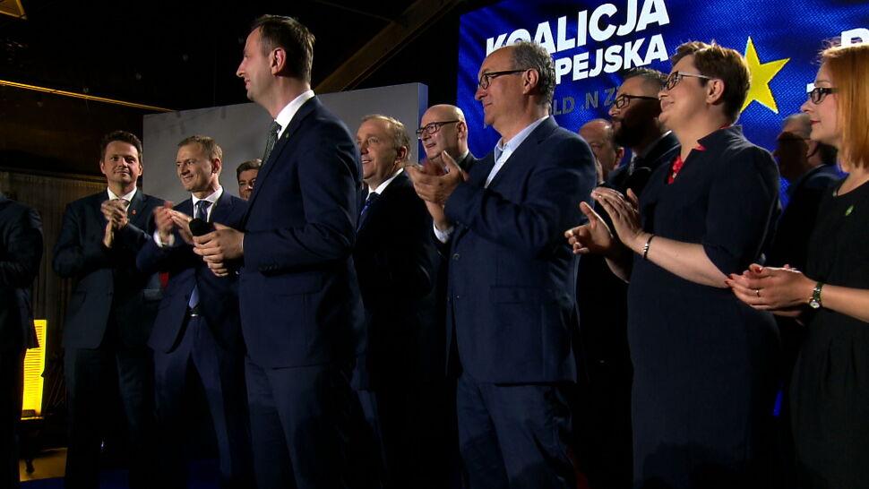 """Przedwyborcze rozmowy na opozycji. """"Wszystkie karty są na stole"""""""