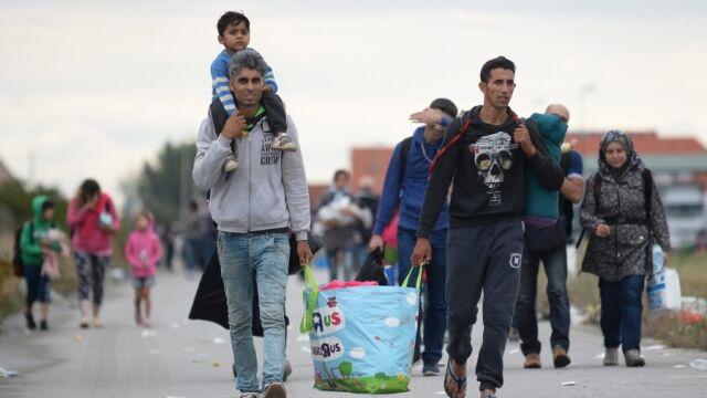 05.09.2015 | Polska przyjmie na razie tylko 2 tys. uchodźców. Wielka fala imigrantów dociera do Niemiec