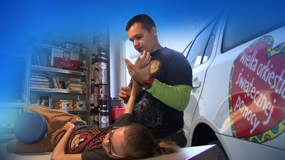 WOŚP kupuje nie tylko sprzęt medyczny. Domowe hospicja wyposaża m.in. w auta