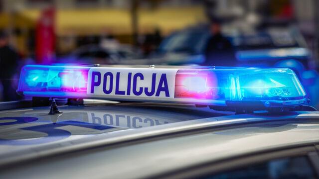 """""""Wyciągnął nóż i zaatakował"""". Policja szuka nożownika, ofiara w szpitalu"""