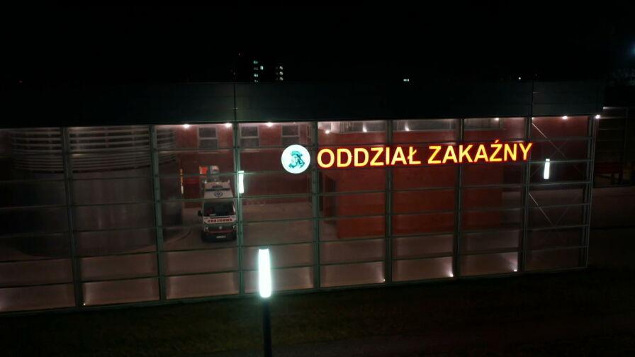 Koronawirus w Polsce. Troje pacjentów w ciężkim stanie