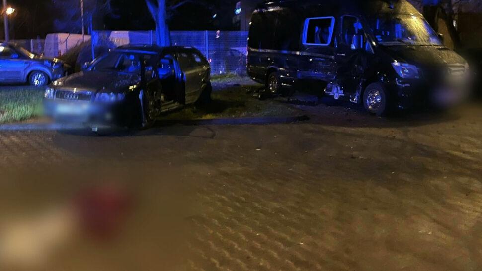 Pijany kierowca potrącił 22-latka. Najbliższe 3 miesiące spędzi w areszcie
