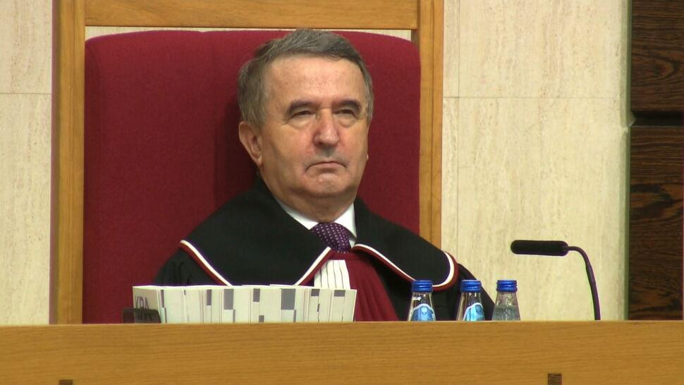 Leon Kieres, sędzia Trybunału Konstytucyjnego, przeszedł w stan spoczynku
