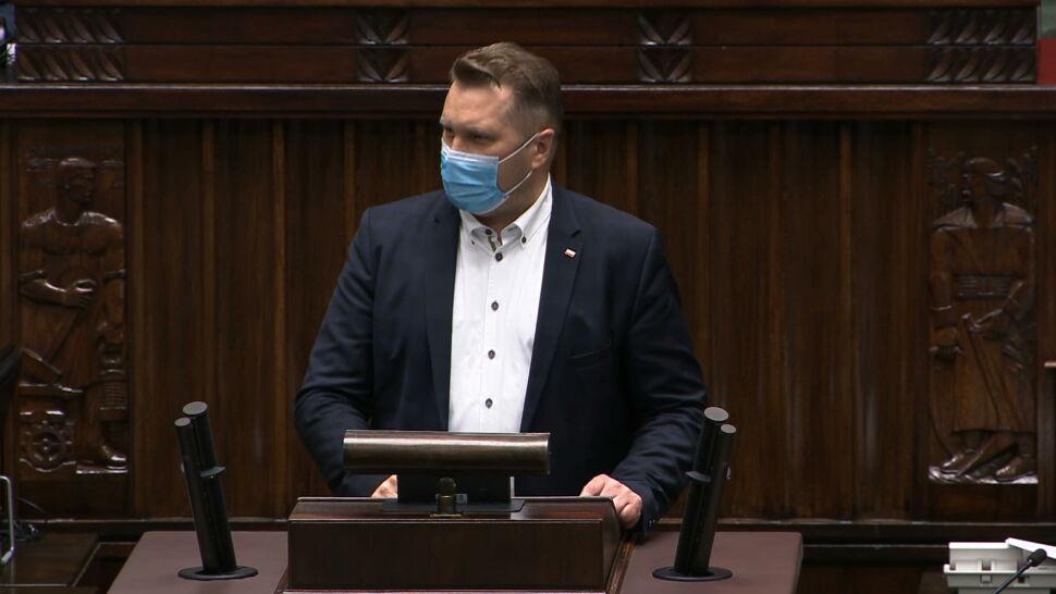Wieczorem głosowanie w sprawie wotum nieufności dla ministra Czarnka