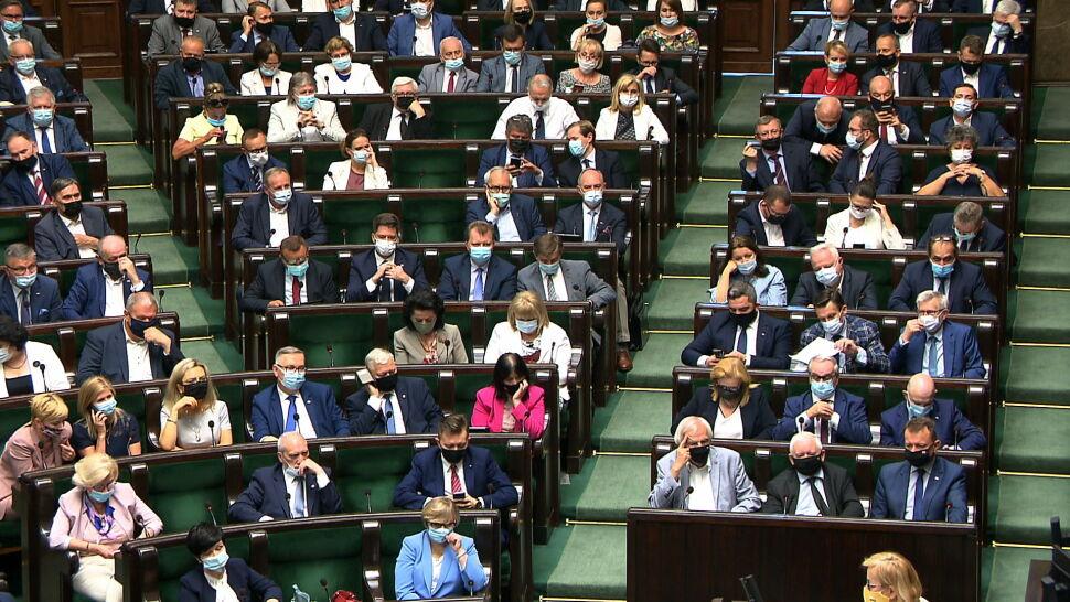 Sejm na najbliższym posiedzeniu nie zajmie się ustawą anty-TVN