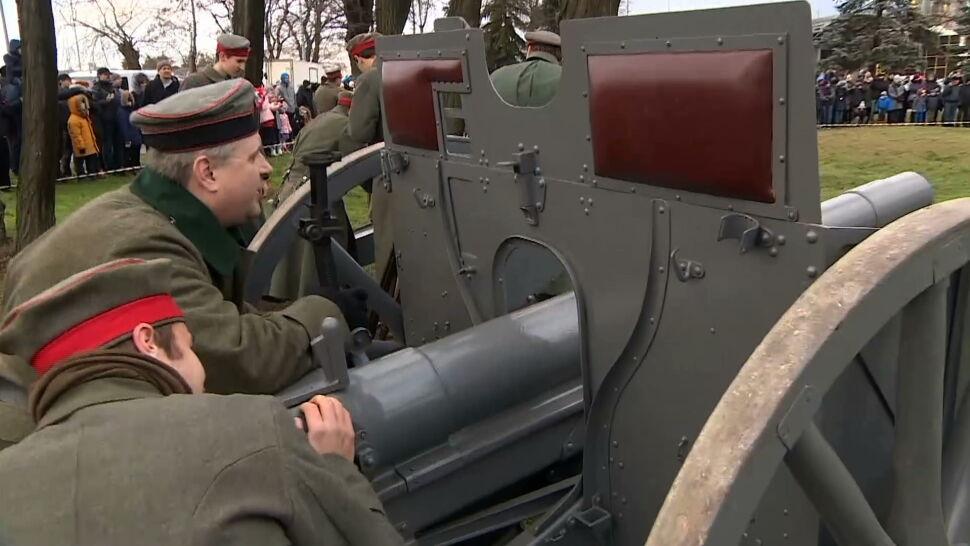Przełomowa bitwa Powstania Wielkopolskiego. Rocznicę uczczono rekonstrukcją