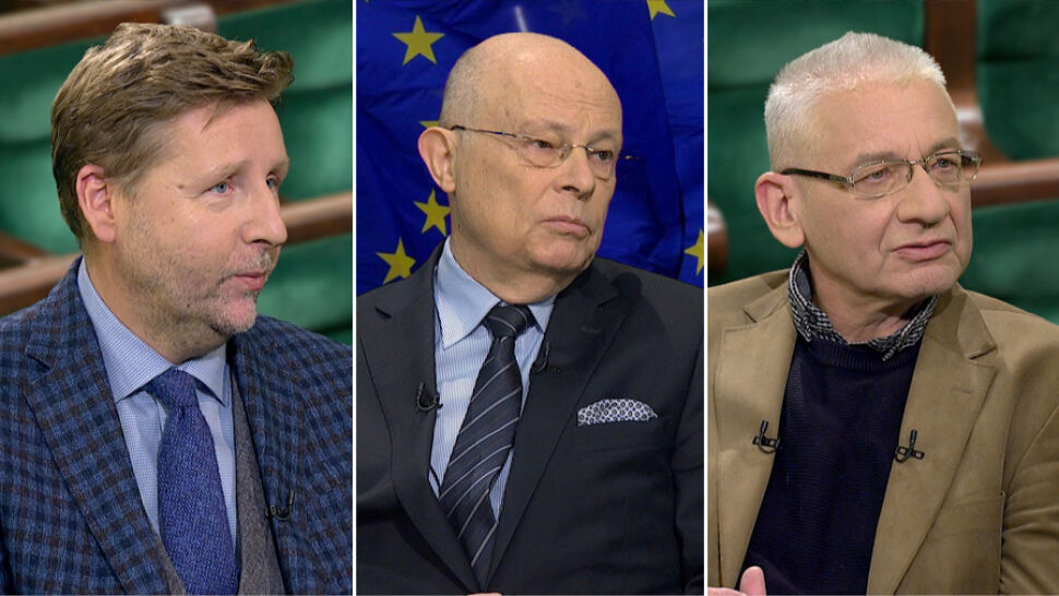 """""""Wszystko może się zdarzyć"""". Borowski, Dorn, Migalski o polskiej polityce w 2019 roku"""