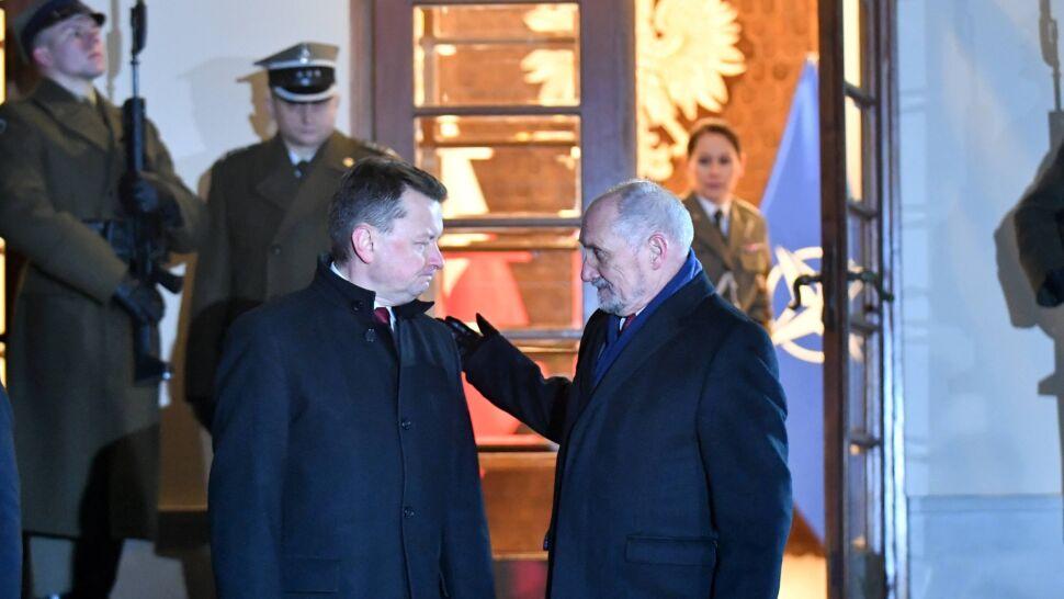 Jaka przyszłość czeka polską armię po zmianie szefa MON?