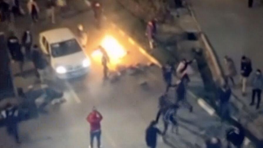 Zamieszki w Iranie