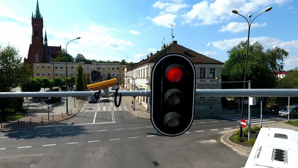 Nieoznakowane rejestratory na skrzyżowaniach. Sprawą zajął się RPO