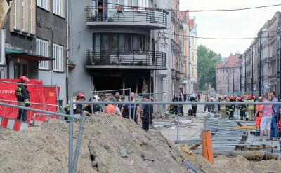 Sztab kryzysowy w Bytomiu. Rodzina zmarłych i lokatorzy otoczeni opieką
