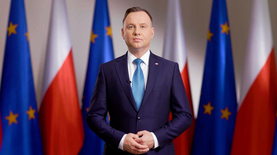 """Kiedyś """"wyimaginowana wspólnota"""", teraz """"Europa to my"""". Ewolucja poglądów prezydenta"""