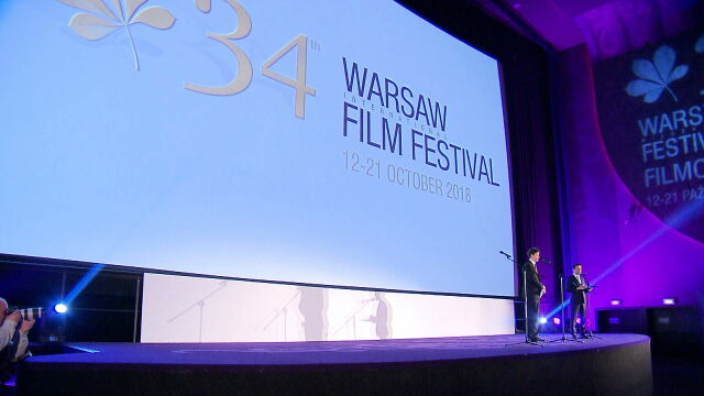 Movies from all around the world. The 34th Warsaw Film Festival has begun
