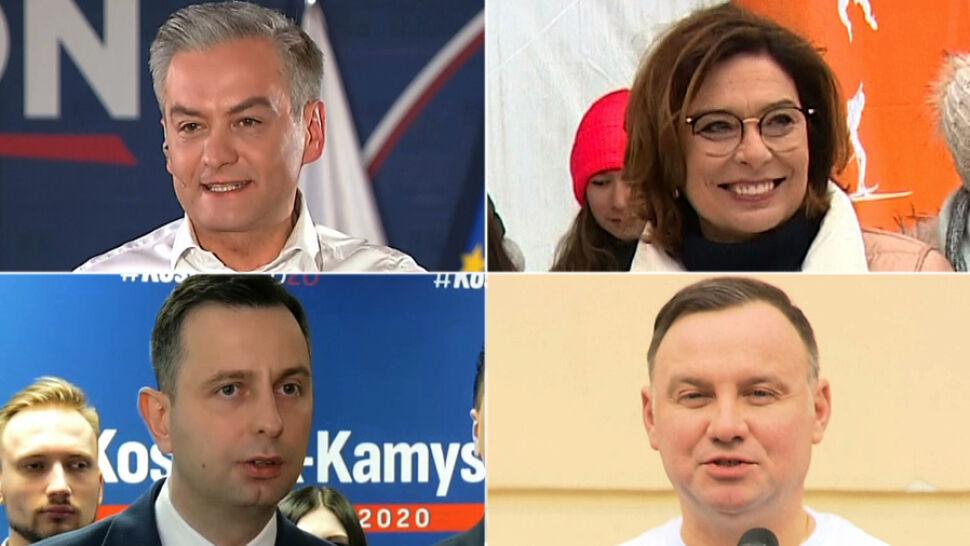 """Weekend wyborczych konwencji. """"Polska godność to nasz cel"""""""