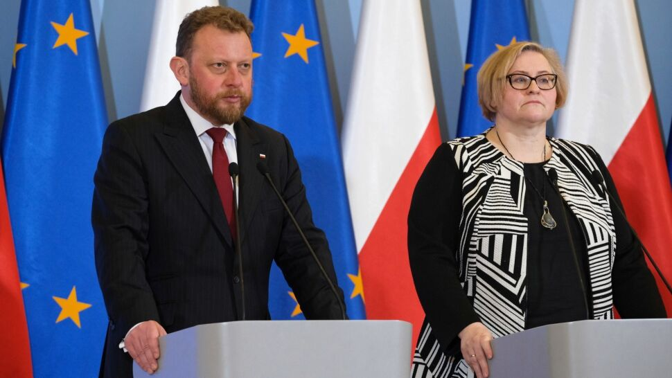 Szumowski: koronawirus w Polsce to kwestia najbliższych dni