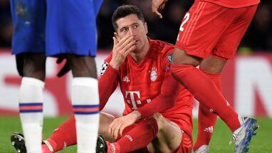 Niemiecki lekarz o kontuzji Lewandowskiego: przerwa w grze dłuższa niż cztery tygodnie
