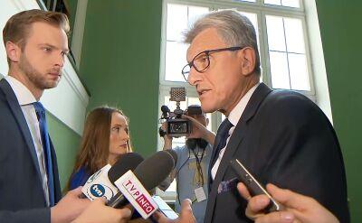 Sąd Najwyższy reaguje na słowa Piotrowicza