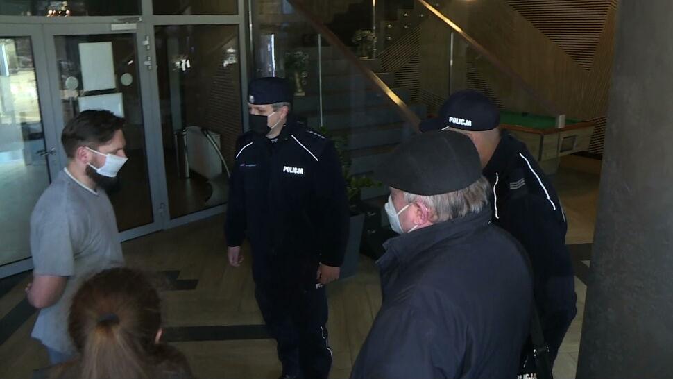 Policja ruszyła z kontrolami w hotelach i pensjonatach