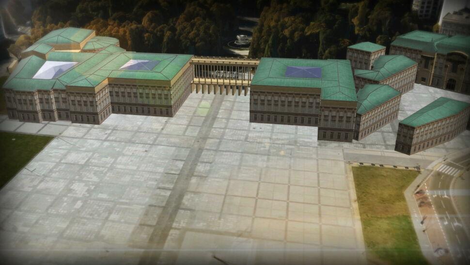 Pałac Saski do odbudowy. Deklaracja prezydenta działa na wyobraźnię
