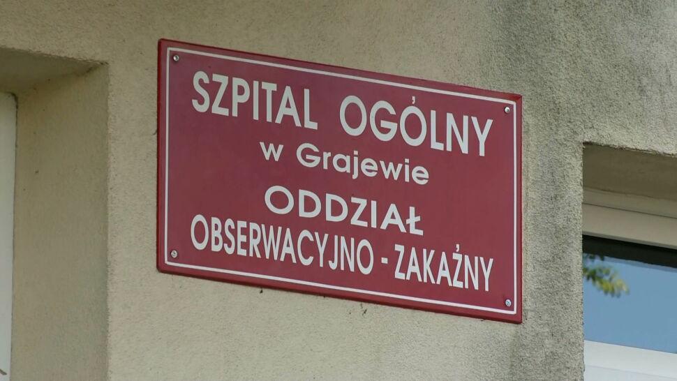 Ordynator zachorował na COVID-19. Jego stan był krytyczny, ale poprawił się