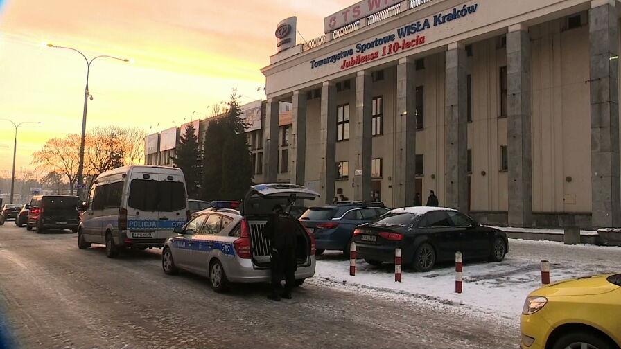 Prokuratura zajęła się sprawą Wisły Kraków