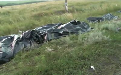 19.07.2014 | Ukraina: miejsce katastrofy oczami specjalnego wysłannika TVN24