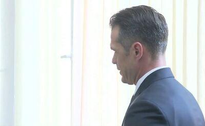 23.04.2014 | Sławomir Nowak przed sądem. Za nieprawdziwe oświadczenie majątkowe