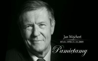 31.10 | Wspomnienie Jana Wejcherta