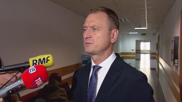 """Sławomir Nitras pozywa kancelarię Sejmu. """"Ja jestem nierówno traktowany"""""""