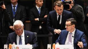 """""""Kolejne kłamstwo brukselskie premiera"""".  Tusk: nie rozumiem jego infantylnej radości"""