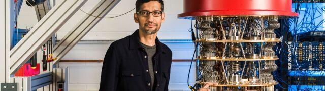 """Zamiast 10 tysięcy lat, 200 sekund. Google twierdzi, że osiągnął """"przewagę kwantową"""""""