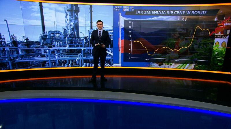 Ropa uderza w rosyjską gospodarkę